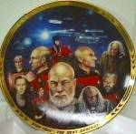 Click to view larger image of ALL GOOD THINGS - STNG EPISODES PLATE (Image1)