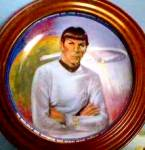 Click to view larger image of MR. SPOCK -VOYAGES OF THE STARSHIP ENTERPRISE (Image2)