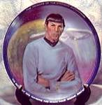 Click to view larger image of MR. SPOCK -VOYAGES OF THE STARSHIP ENTERPRISE (Image3)