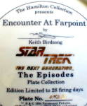Click to view larger image of ENCOUNTER AT @FAR POINT STAR TREK® NEXT GENERATION EPISODES STNG HAMILTON K. BIRDSONG (Image3)