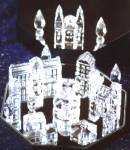 Click to view larger image of CATHEDRAL - SILVER CRYSTAL CITY SERIES (Image2)
