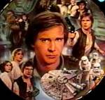Click to view larger image of Star Wars Heroes & Villains-HAN SOLO-Birdsong (Image1)