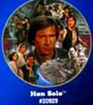 Click to view larger image of Star Wars Heroes & Villains-HAN SOLO-Birdsong (Image2)
