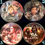 Click to view larger image of Star Wars Heroes & Villains-HAN SOLO-Birdsong (Image5)