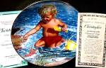 Click to view larger image of Christopher - Treasured Days US : Higgins Bond joys childhood Boy Beach Starfish (Image1)