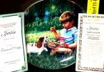 Click to view larger image of #8 JUSTIN Treasured Days US : Higgins Bond joys childhood bubbles Cocker Spaniel (Image1)