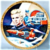 Click to view larger image of THUNDERBIRD 3 Alan Tracy MISSION TO OUTER SPACE GERRY ANDERSON S.Kyte Thunderbirds UK (Image2)