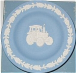 Click to view larger image of FORD 10 Series Basildon England Tractor Plant 1964-1989 25Anniversary Employee Reward (Image1)