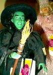 Click here to enlarge image and see more about item WOZ21: Wizard of Oz Wicked Witch West WOZ + Yellow Brick Road P3862 Hamilton Presents YBR 87