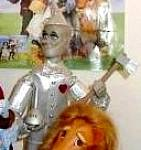 Click here to enlarge image and see more about item WOZASH3: 96263 Tinman Tin Man Wonderful WIZARD OF OZ Ashton-Drake Mary Tretter WOZ Ashton