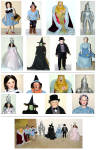 Click to view larger image of SCARECROW WIZARD OF OZ FRANKLIN HEIRLOOM PORC (Image7)