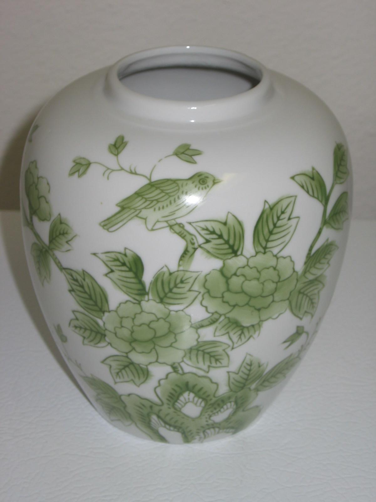 Andrea by sadek vase japan green flowers bird vases at dishway andrea by sadek vase japan green flowers bird vases at dishway to pineapplehoneys place reviewsmspy