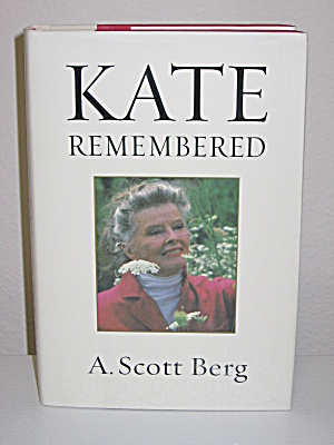 Kate Remembered Hardcover Book DJ Hepburn (Image1)