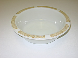 Anchor Hocking Placesetters Milk Glass Serving Bowl (Image1)