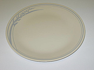 Corning Corelle Blue Lily Dinner Plate (Image1)