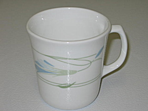 Corning Corelle Blue Wreath Cup (Image1)