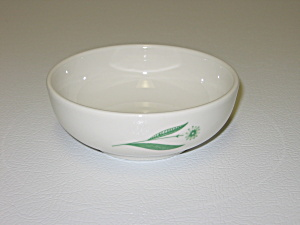 Homer Laughlin Green Field Best China Cereal Bowl