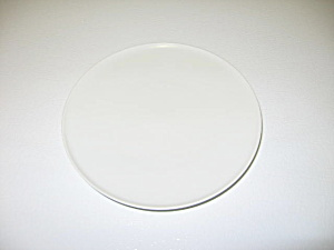 Heinrich H&co Selb Bavaria Germany White Bread Plate