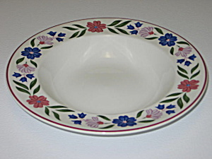 Johnson Bros Country Craft Rimmed Soup Bowl