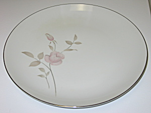 Mikasa China Narumi Japan Dawn Rose Serving Platter