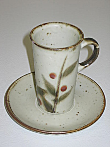 Otagiri Bittersweet Irish Coffee Cup & Saucer Set