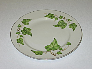 Pencrest Fine China Green Ivy Bread Plate (Image1)
