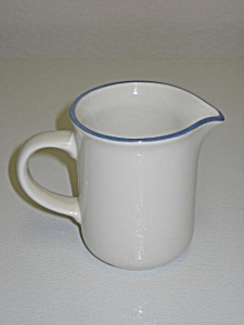 Pfaltzgraff Hopscotch No Fruit Creamer Cream Pitcher