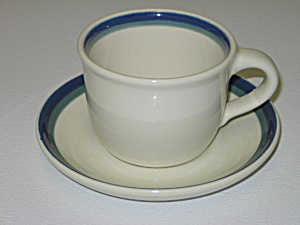 Pfaltzgraff Northwinds Cup & Saucer Set