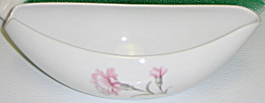 Royal Court Japan Carnation Gravy Boat No Gold Trim