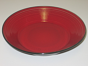 Sakura Port of Call Stoneware Sahara Red Soup Bowl (Sakura) at Dishway ...