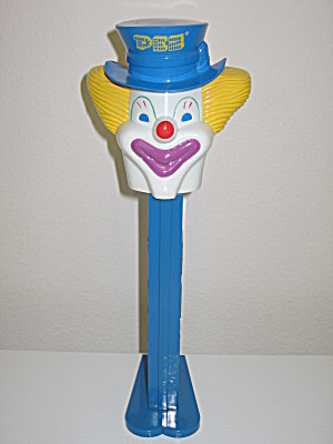Pez Dispenser Giant Peter Clown 1970 Patent Pending