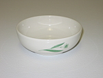 Click here to enlarge image and see more about item CDHLGF06: Homer Laughlin Green Field Best China Cereal Bowl