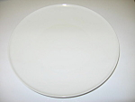 Click here to enlarge image and see more about item CDHW02: Heinrich H&Co Selb Bavaria Germany White Dinner Plate