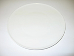 Click here to enlarge image and see more about item CDHW03: Heinrich H&Co Selb Bavaria Germany White Salad Plate