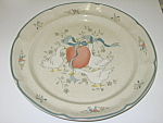Click here to enlarge image and see more about item CDICM01: International China Marmalade 8868 Chop Plate Platter