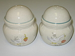 Click here to enlarge image and see more about item CDICM06: International China Marmalade 8868 Salt Pepper Shakers