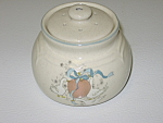 Click here to enlarge image and see more about item CDICM07: International China Marmalade 8868 Potpourri Jar & Lid