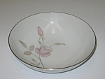 Mikasa China Narumi Japan Dawn Rose Soup Cereal Bowl