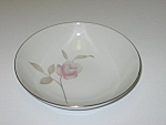 Mikasa China Narumi Japan Dawn Rose Fruit Dessert Bowl