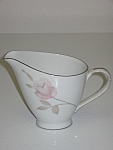 Mikasa China Narumi Japan Dawn Rose Creamer Pitcher