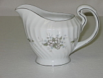 Mikasa China Lady Margaret 9309 Creamer Cream Pitcher