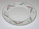 Click here to enlarge image and see more about item CDNJS01: Narumi Japan China Serenade Bread Plate
