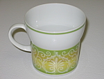 Click here to enlarge image and see more about item CDNYIMB05: Noritake Younger Image Mo Bay 2162 Cup