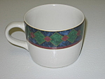 Click here to enlarge image and see more about item CDPAC01: Pfaltzgraff Amalfi Classic Coffee Tea Cup