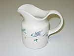 Click here to enlarge image and see more about item CDPAP02: Pfatlzgraff April Creamer Cream Pitcher