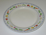 Click here to enlarge image and see more about item CDPCM02: Pfaltzgraff Country Market Salad Plate