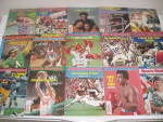 Click here to enlarge image and see more about item PEMSI01: Sports Illustrated 1975 Sept-Dec Magazines Lot of 15