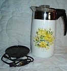 Corning Ware Electric Coffee Pot