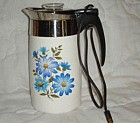 Corning  Coffee Pot
