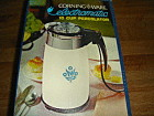 Corning Ware 10 Cup Electric Coffee Pot